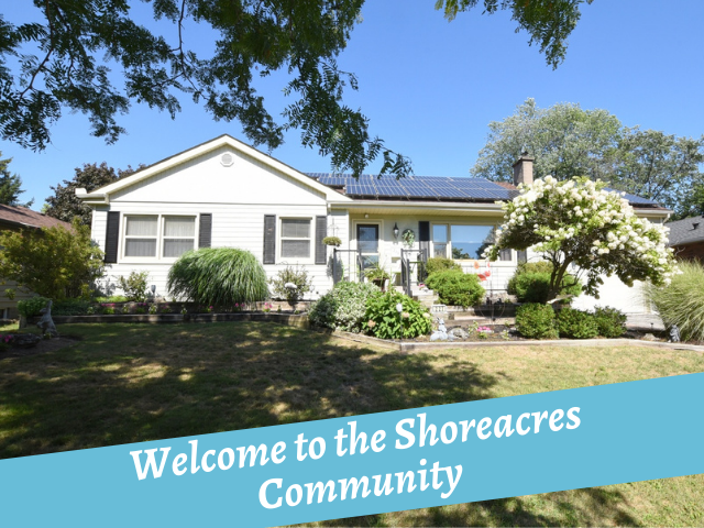 Welcome to Shoreacres with Guaranteed Real Estate Services Inc.