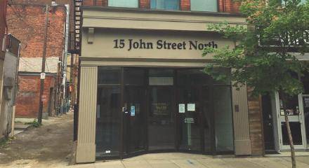 15 John Street N