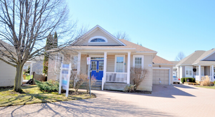Self-Managed Detached Condo Bungalow with Guaranteed Real Estate Services Inc.