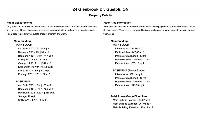 24 Glenbrook Dr, Guelph