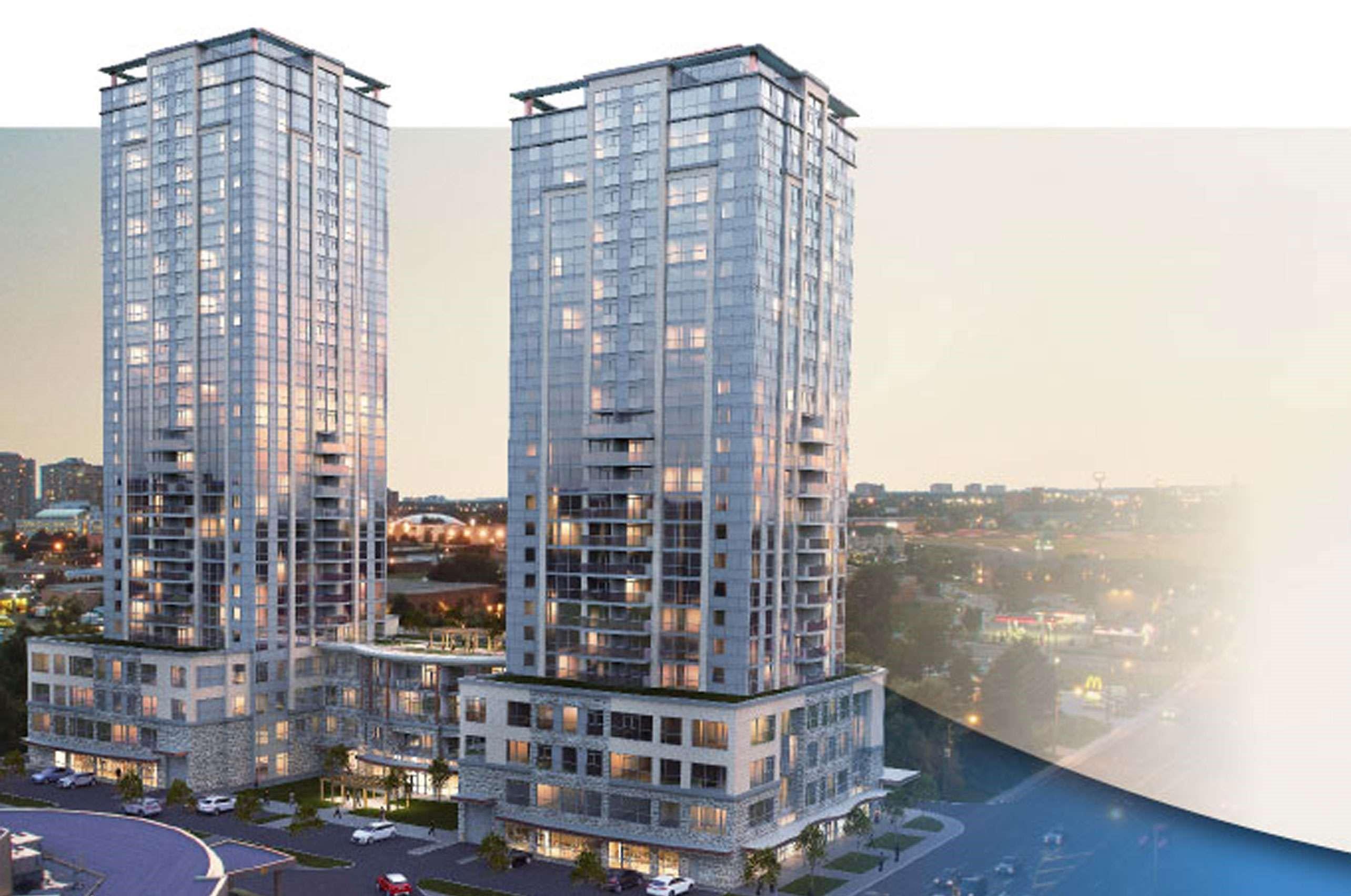 Trinity Ravine Towers Condos