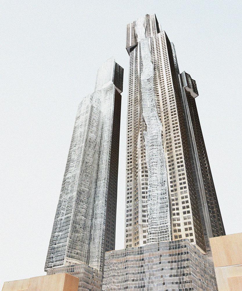 Mirvish plus Gehry Toronto