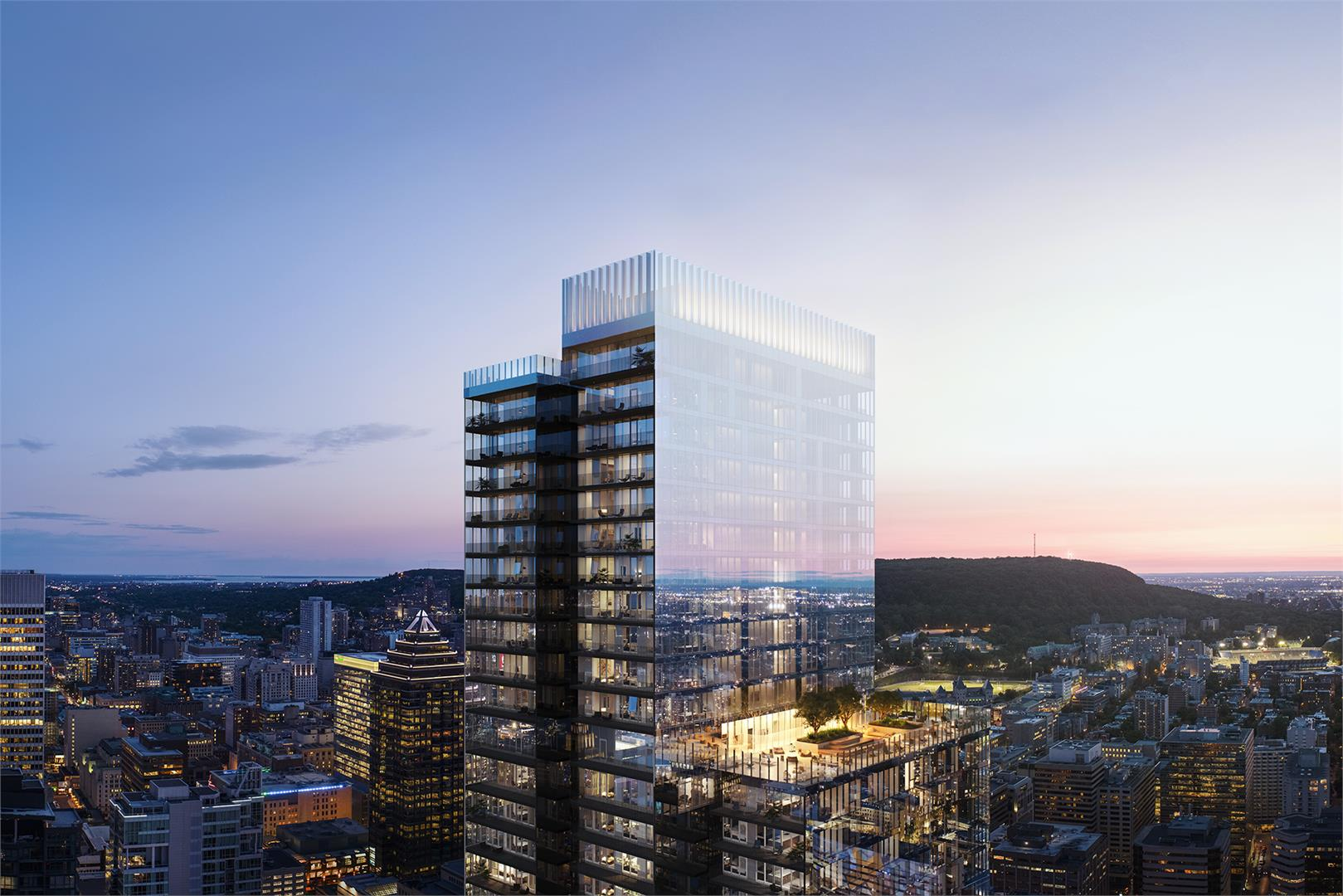 1 Square Philipps New Luxury Condos in Downtown Montreal from $387,900 SOLD OUT