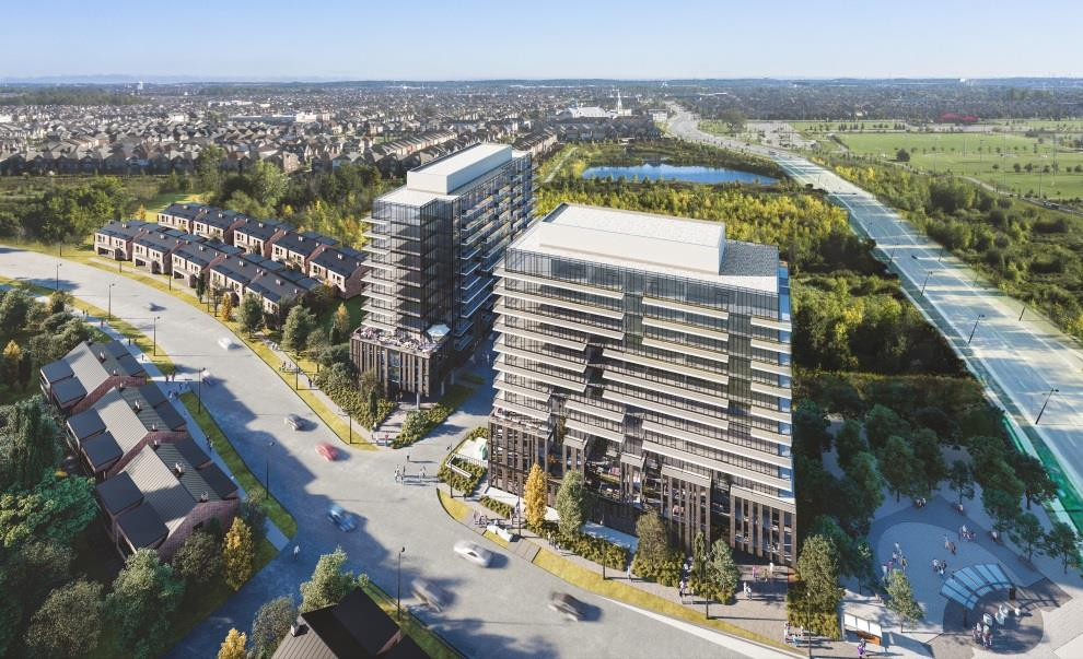 MontVert Condos Brampton Coming Soon in Mount Pleasant Community