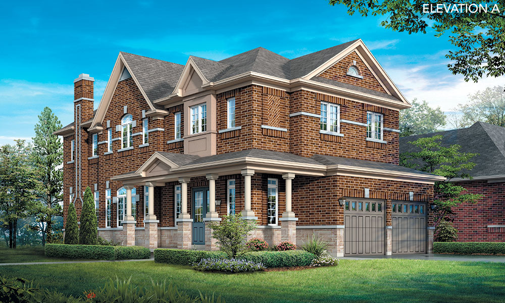 Georgetown Halton Hills Singles Homes From $990,990 SOLD OUT