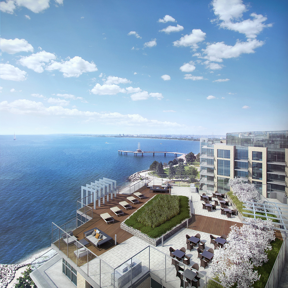 SOLD OUT - Bridgewater Residences on the Lake