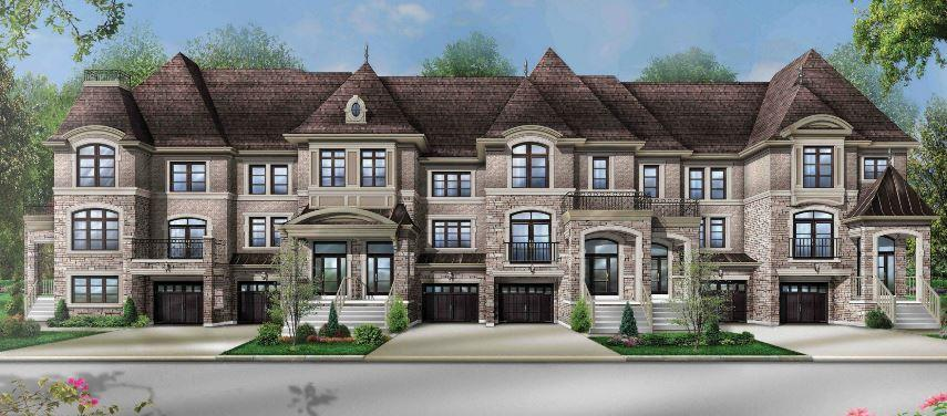 Vaughan New Freehold Townes Builder Inventory Sale Price ...SOLD OUT...