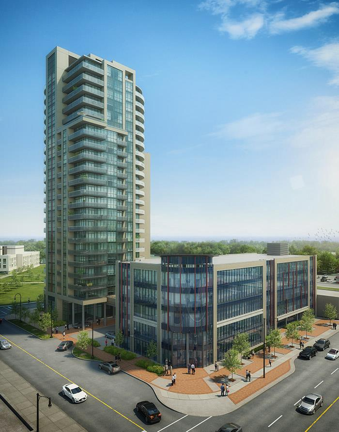 Symphony Condos At Queen St. East Brampton