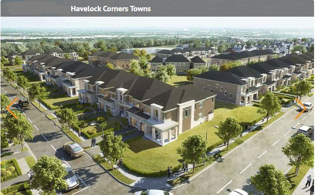 Havelock Corners Townhouse from $400s, SOLD OUT NOW