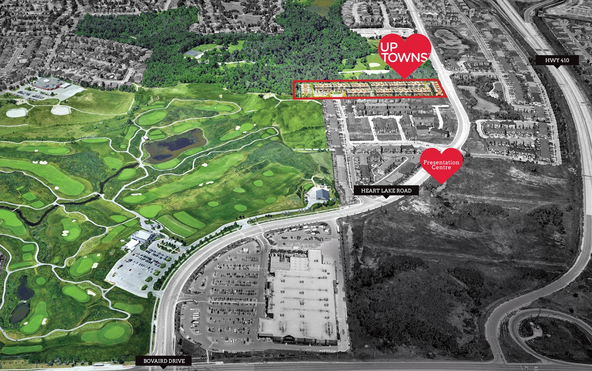 Pre Construction deal Rooftop Modern Townhomes  Heart Lake Brampton ..SOLD..