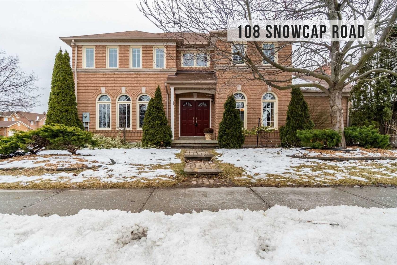 $989,000 • 108 Snowcap Rd