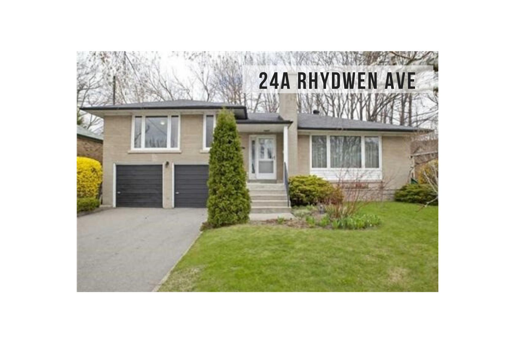 $3,200 • 24A Rhydwen Avenue