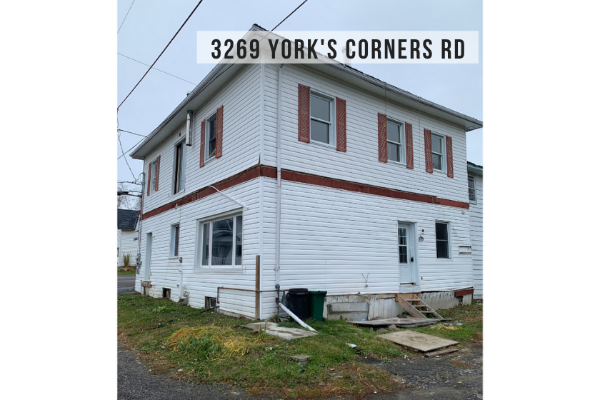 $375,000 • 3269 Yorks Corners Rd