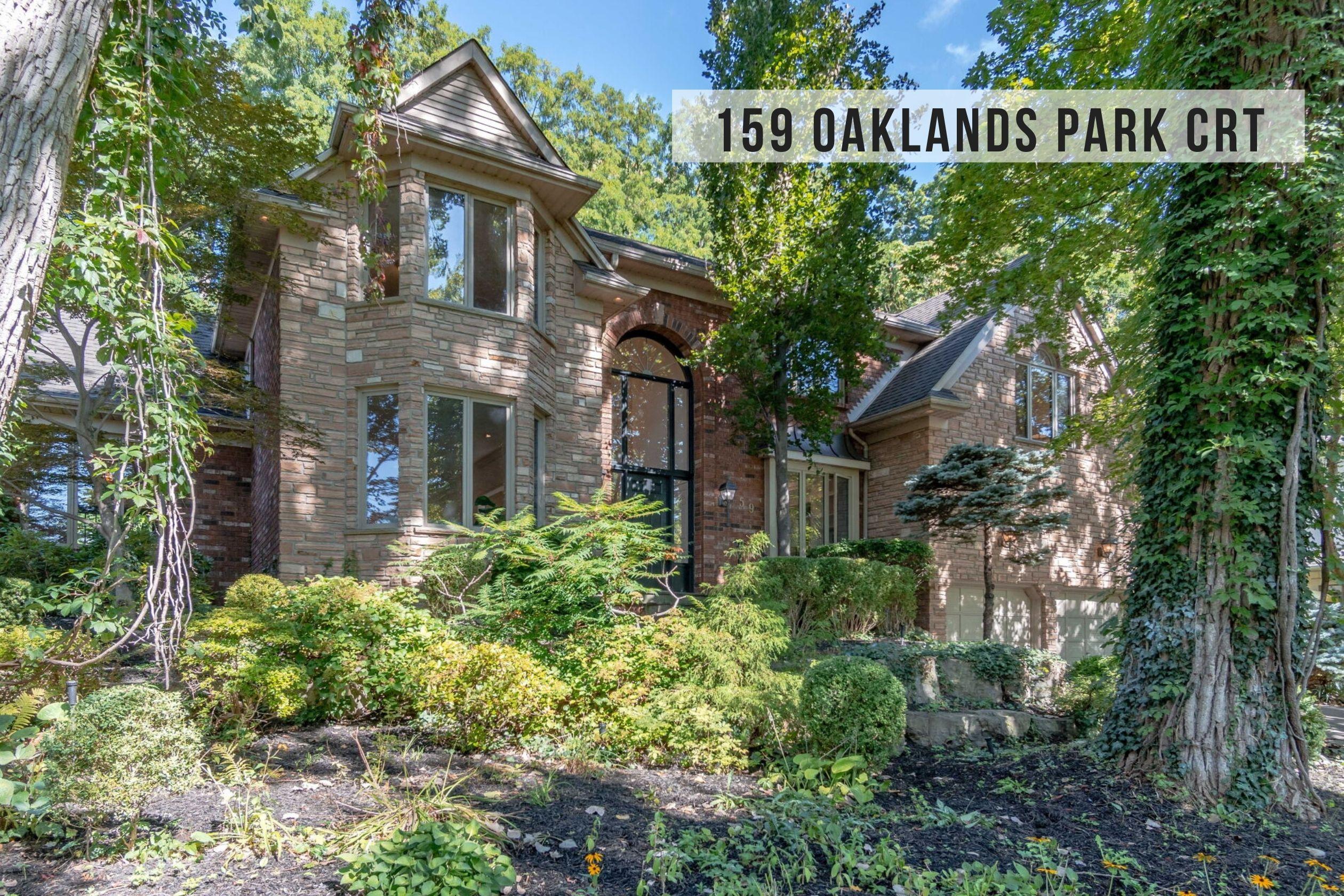 $2,388,000 • 159 Oaklands Park Crt