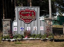 Dundalk Welcome Sign