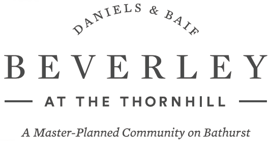 Beverley At The Thornhill Logo