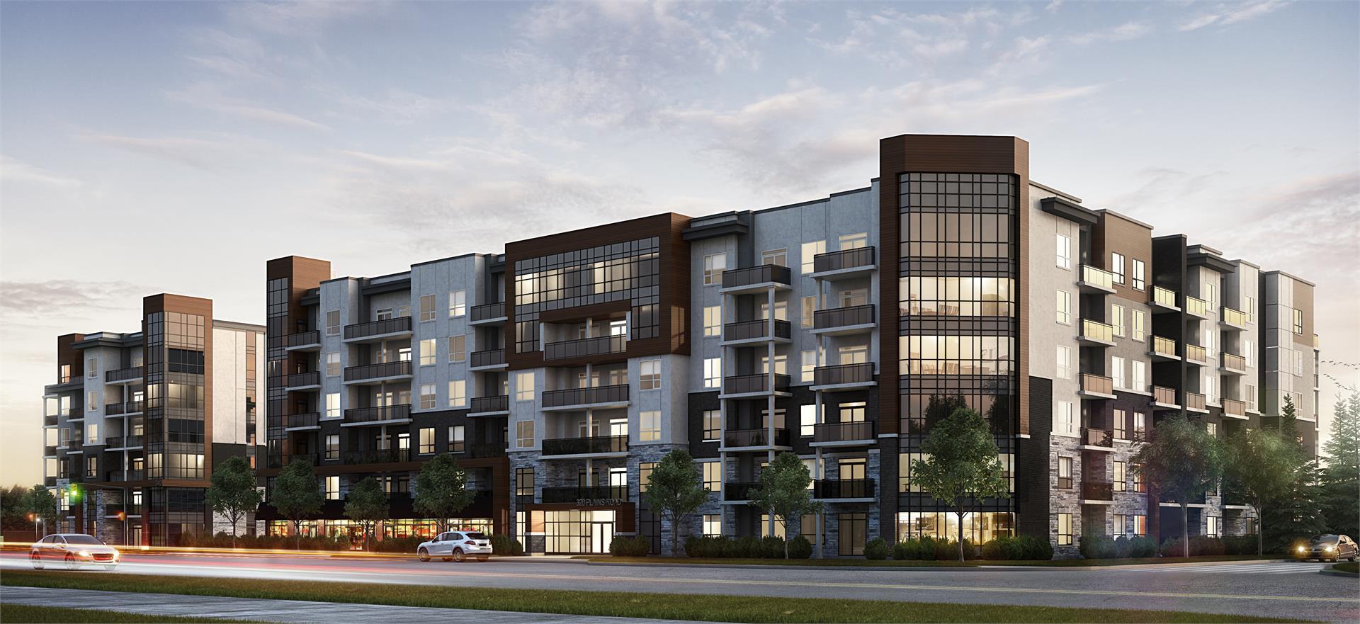 Affinity Condominiums