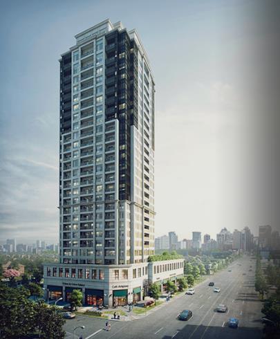 The Vanguard Condominiums
