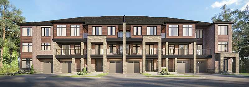 16 Mile Creek Townhomes