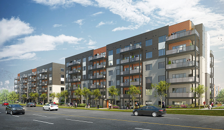 Daniels Markham Sheppard Residences & Townhomes