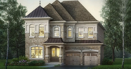 The Oakes Detached Homes -Oakville