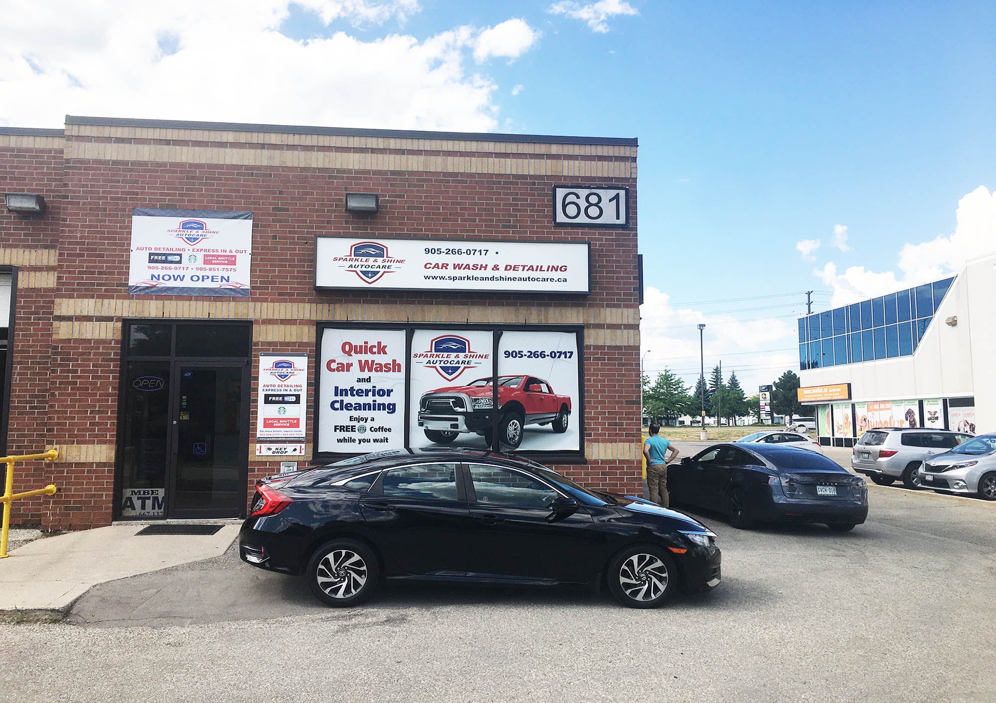 CAR WASH DETAILING BUSINESS IN VAUGHAN