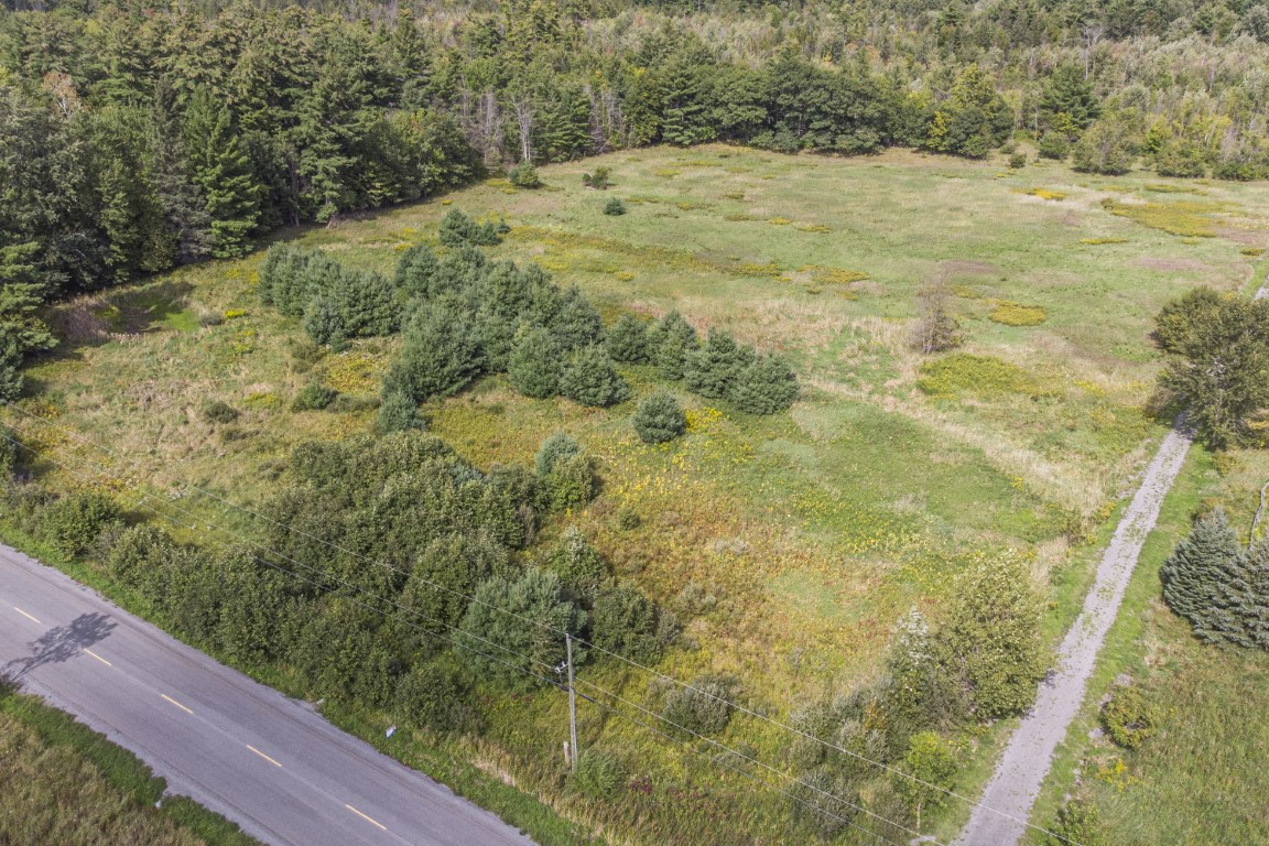 00 Greenland Road | 10 Acre Building Lot in Dunrobin Shores