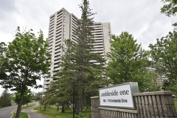 1081 Ambleside Drive Unit 2106 | 2-Bedroom plus Den Condo with Great Amenities