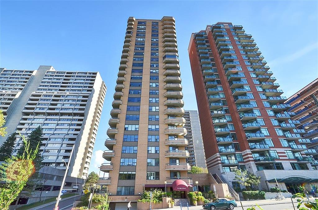 556 Laurier Avenue West, #604