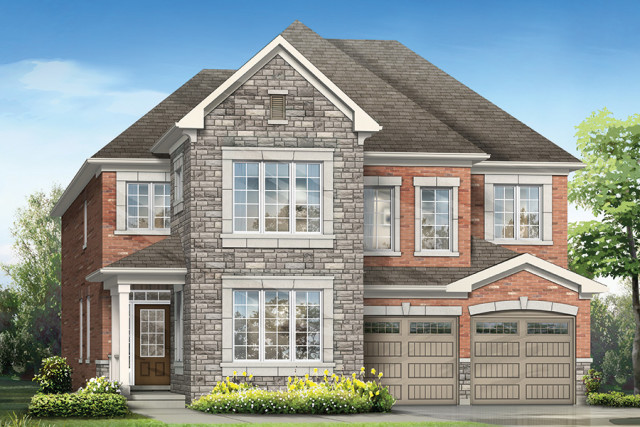 Assignment Sale 5 Bed and Den 4 Bath Detached homes in Whitby ON