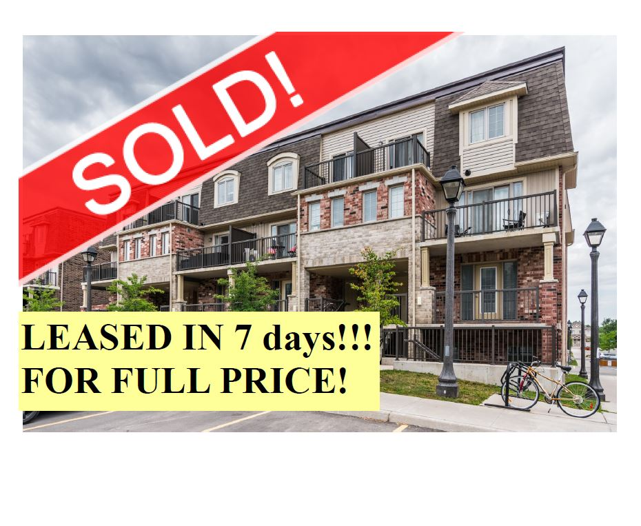 * 2 Bedroom home in Kitchener (FOR LEASE)