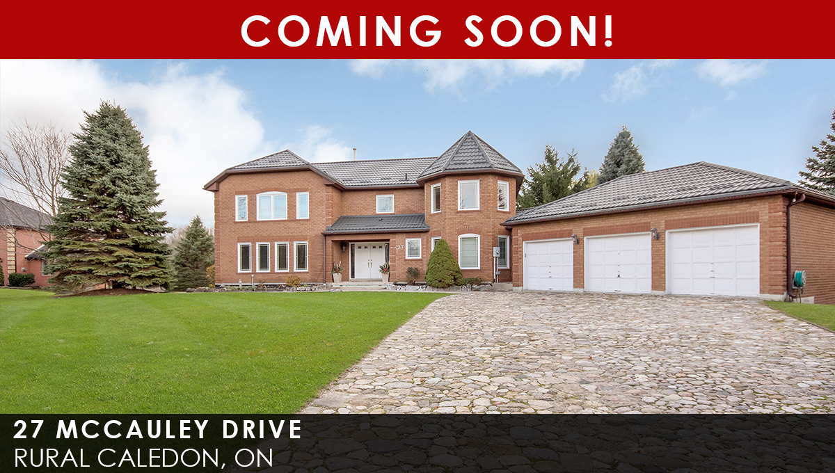 27 Mccauley Drive Coming Soon