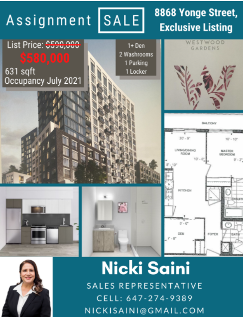 8868 Young St. (Young & Hwy 7) Unit # 209W,