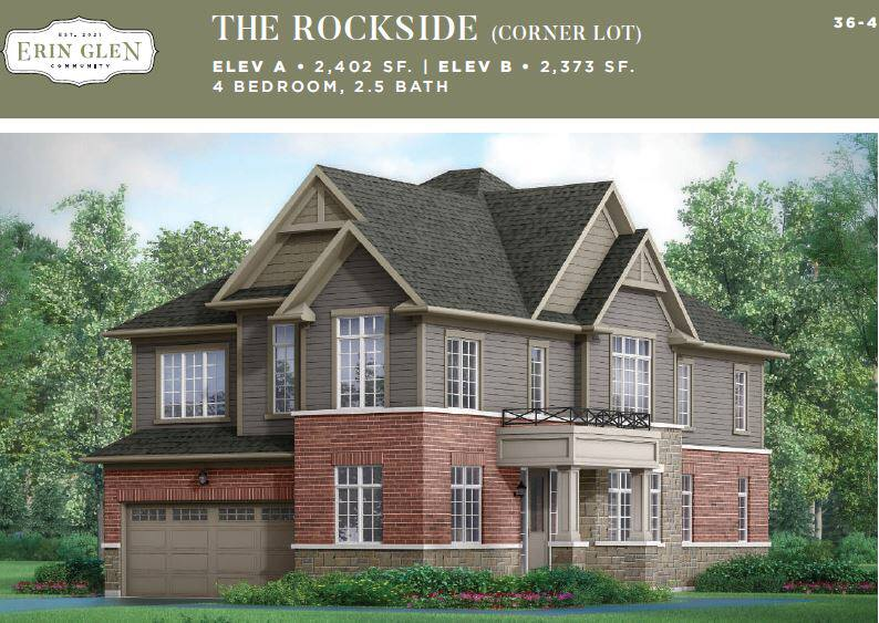 Erin Glen Townhomes and Detached