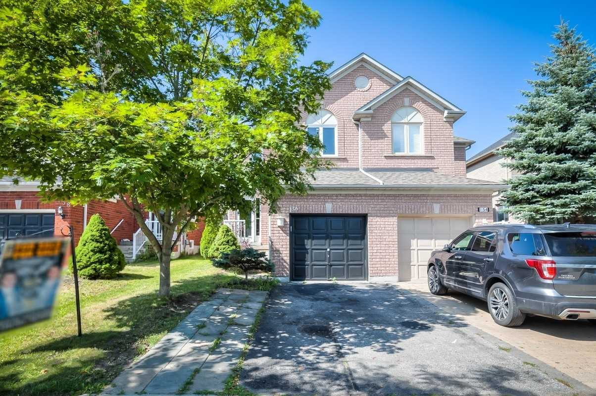 Semi Detached House At 156 Primeau Dr, Aurora