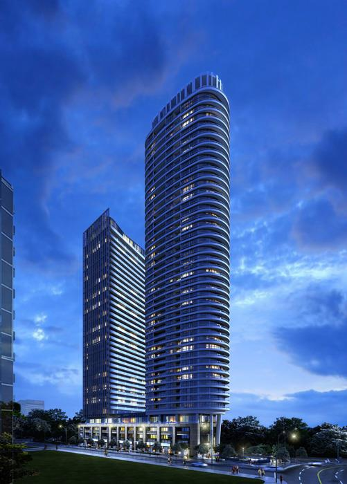 Unit 3615 | 585 Bloor Street East | Toronto | Pre Construction condos by Tridel
